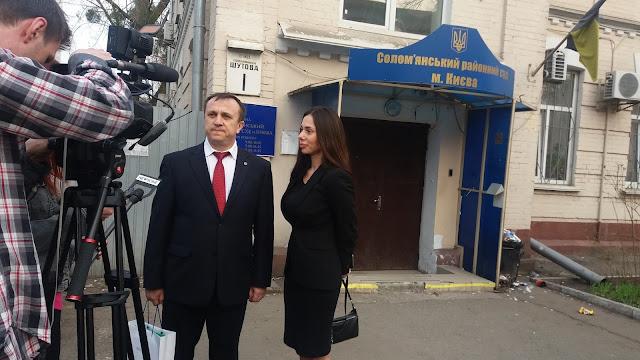 Справа судді Денисюк: прокуратура не добилась запобіжного заходу