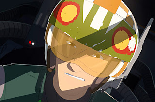 Star Wars Resistance Animated Series on the Disney Channel