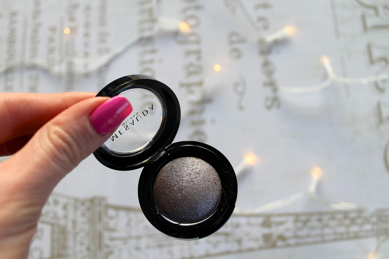mesauda milano eyeshadow blog review