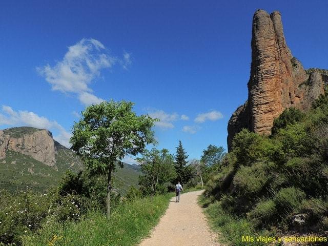 Ruta Mallos de Riglos, Huesca