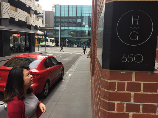 Coffee Stops in Melbourne: #3 Higher Ground Melbourne
