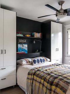 dormitorio para adolescente