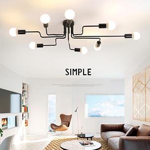 Đèn ốp trần phòng ngủ - Lựa chọn hoàn hảo cho các gia chủ
