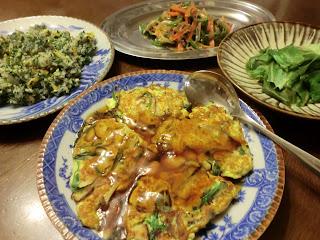 中国料理の夜