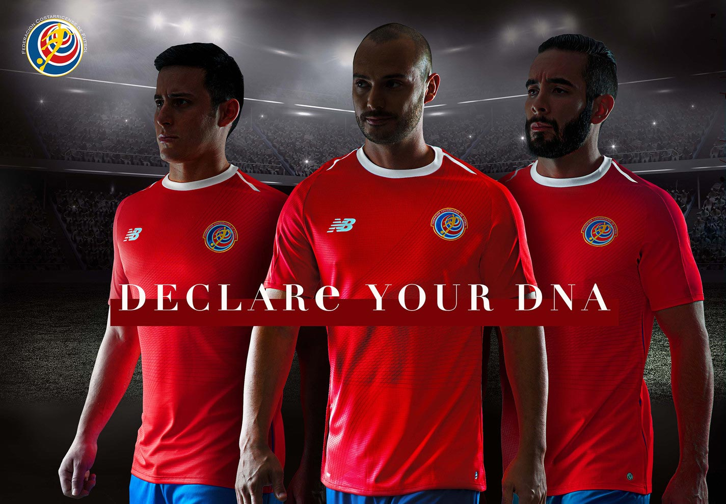 costa rica 2018 world cup home kit released away kit