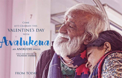 Avalukena – Song Video | Anirudh Ravichander, Srinidhi Venkatesh | Vignesh Shivan