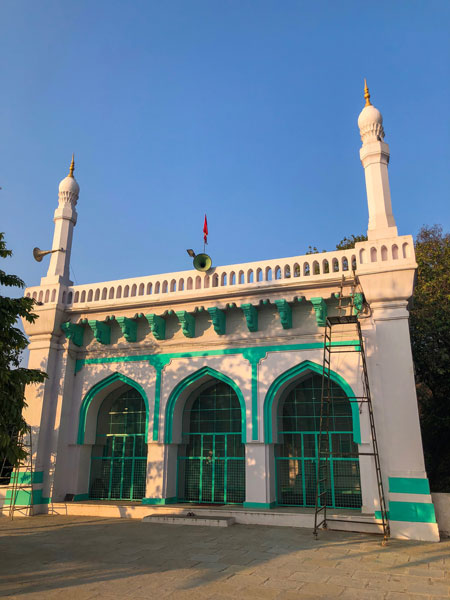 maula ali hill dargah mosque hyderabad travel guide photo