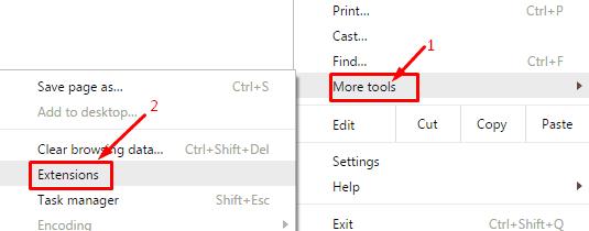 Chrome Extension remove karne ki tarike