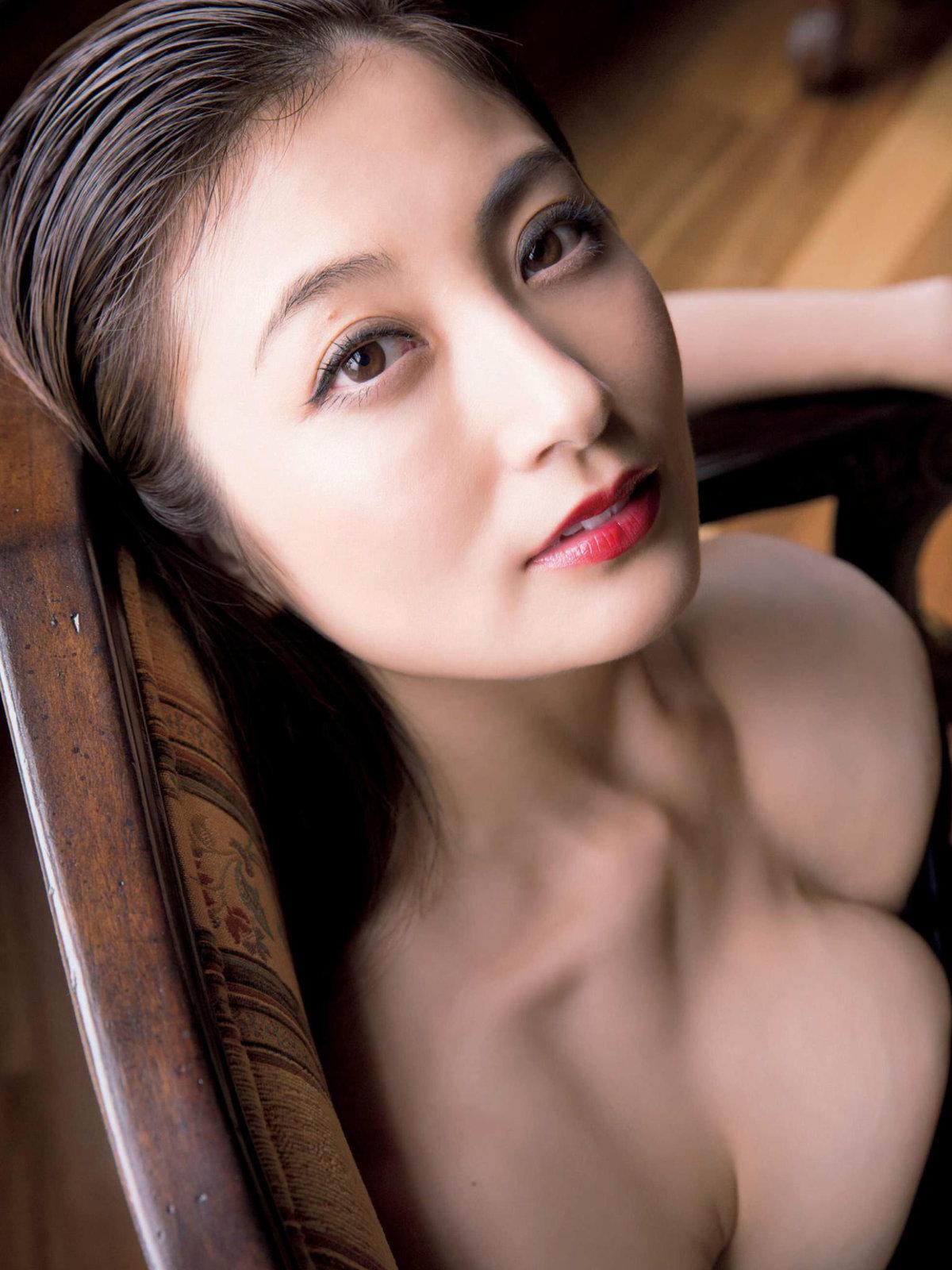 Yoko Kumada 熊田曜子, FRIDAY 2017.06.09 (フライデー 2017年06月09日号)