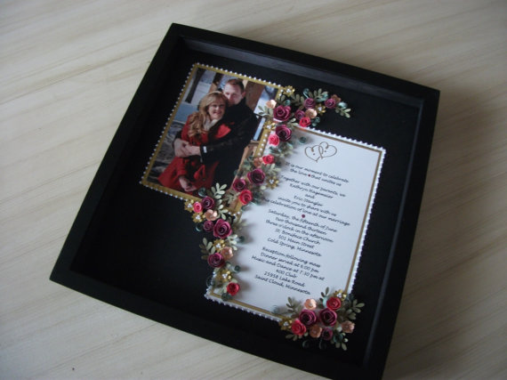 wedding invitation craft ideas
