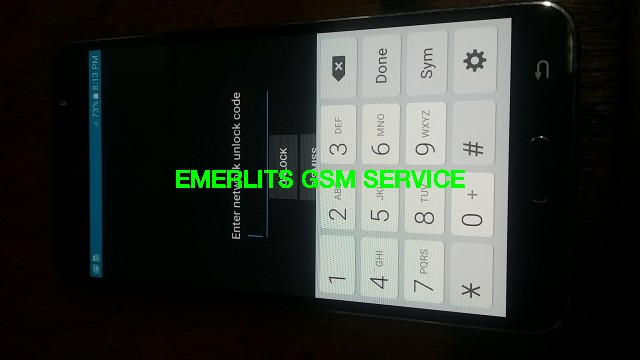 Mobile Info: Samsung Orig
