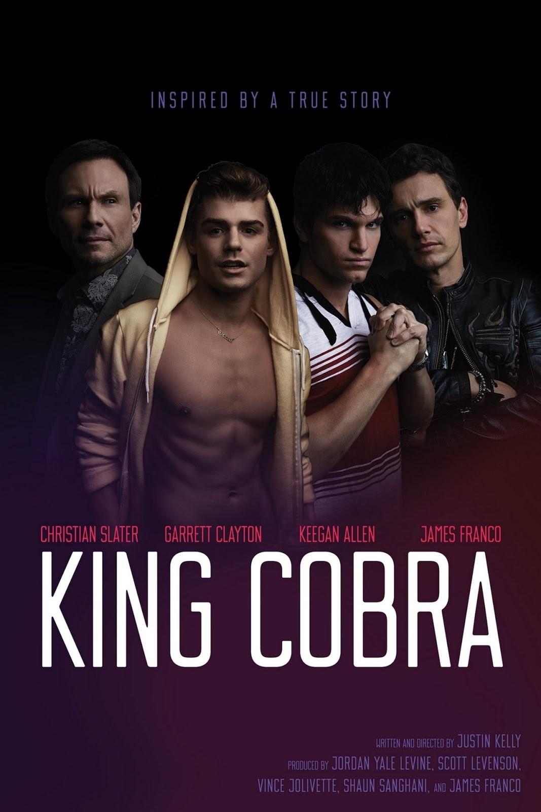 King Cobra (2016) คิง คอบร้า เปลื้องผ้าให้ฉาวโลก