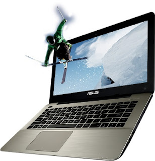 Asus Notebook A455LB core i5