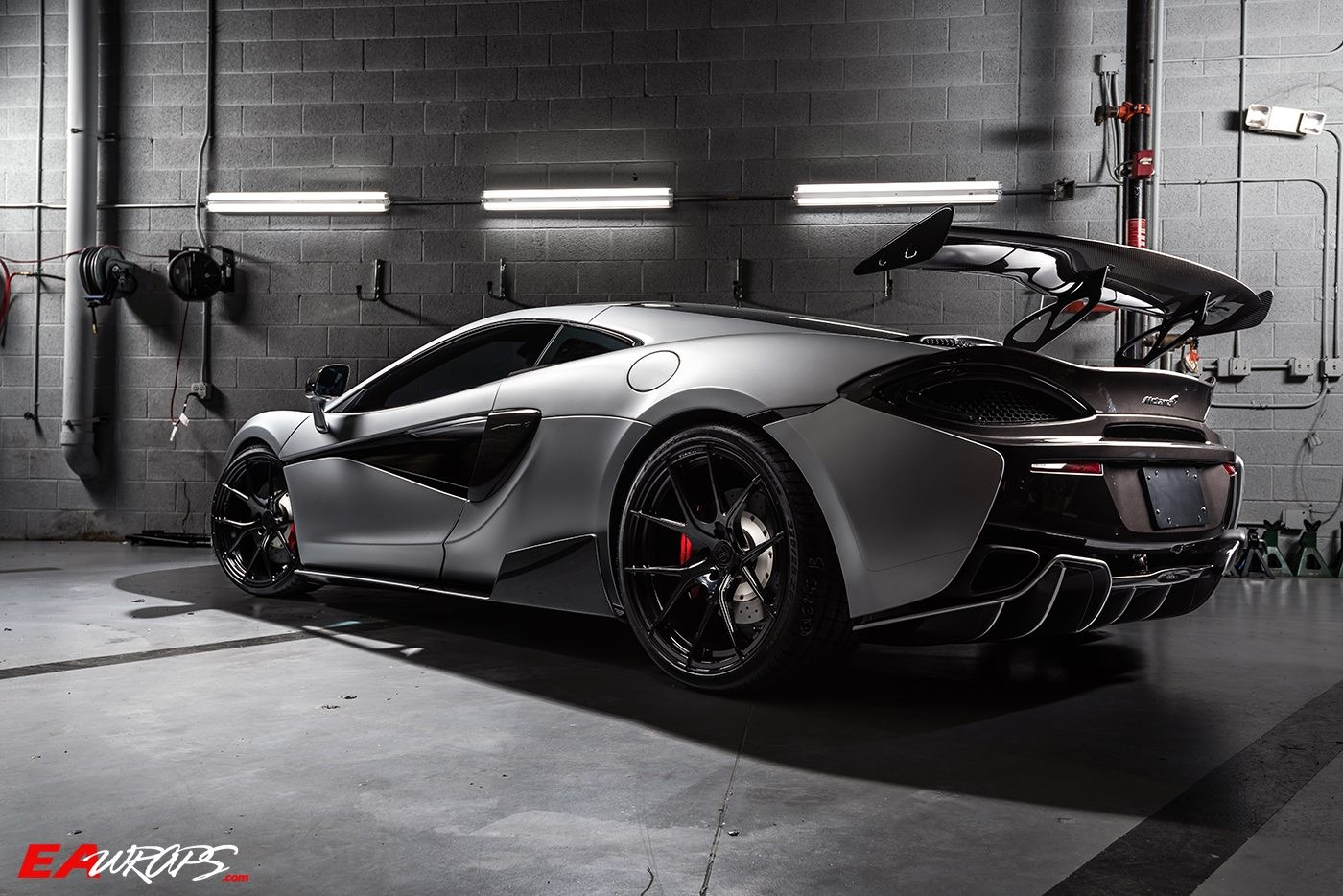 Mclaren Sport Series Gets Styling And Performance Upgrades