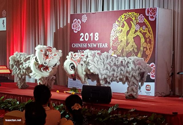 Customizable CNY Set Menu @ China Treasures, Sime Darby Convention Centre
