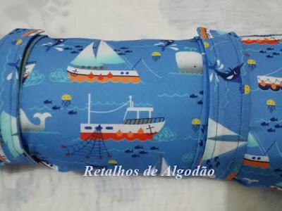 Almofada para cinto de segurança para proteção e segurança das crianças no carro