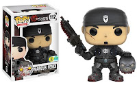 Pop! Games: Gears of War - Marcus Fenix with Head
