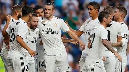مشاهدة مباراة ريال مدريد وبلد الوليد بث مباشر 3-11-2018 الدوري الاسباني