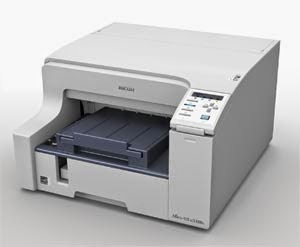 Image Ricoh Aficio GX e3300N Printer Driver