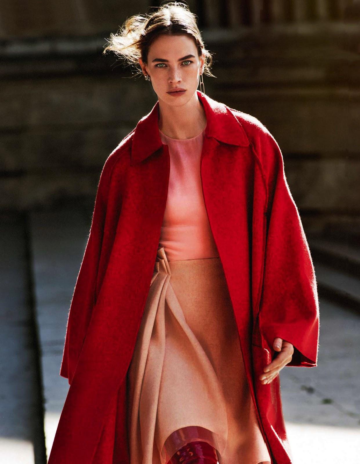 Watch Crista cober numero magazine aug 2015 by txema yeste hq photo shoot video