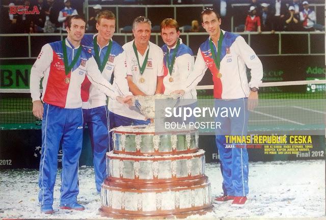 Timnas Tenis Putra Republik Ceska
