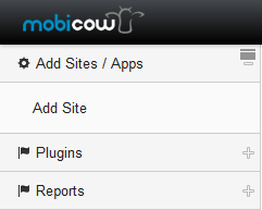 add sites mobicow