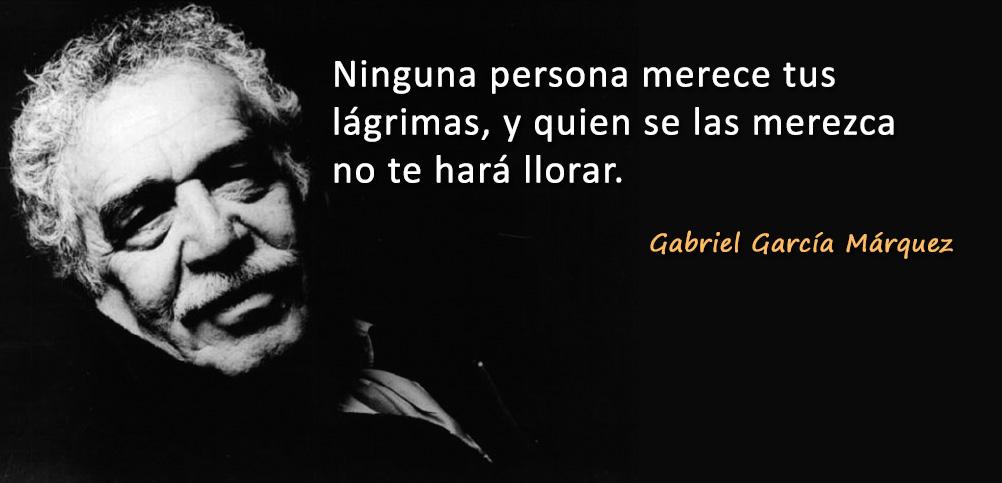 Literatura Frases De Gabriel Garcia Marquez