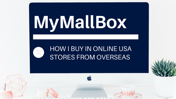 How to buy in USA online stores: MyMallbox