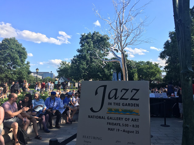 Jazz in the Garden National Gallery of Art