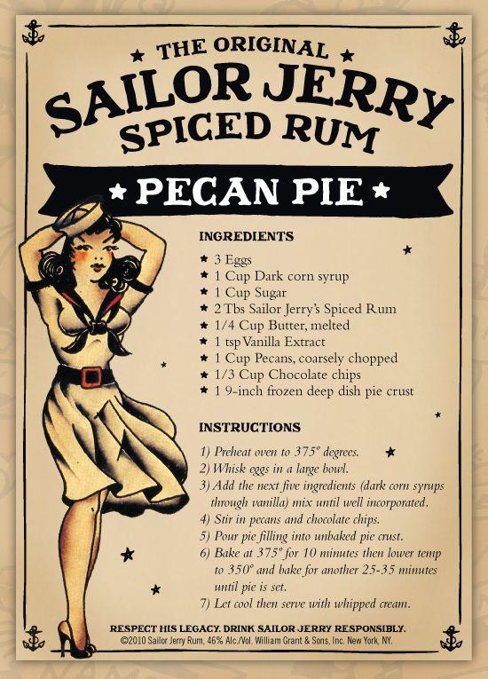 Chocolate Pecan Pie Recipe Round Up