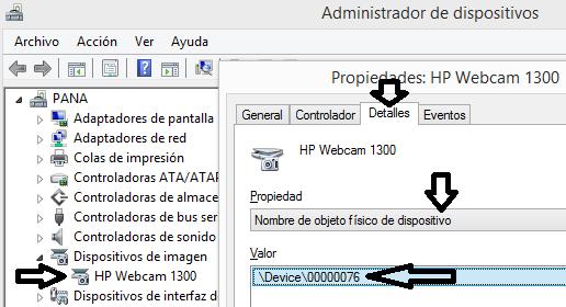 Windows: Otra aplicación esta usando la cámara