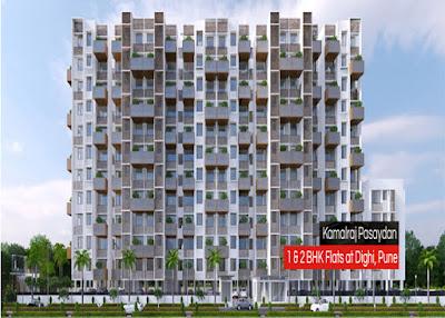 Properties In Dighi At Kamalraj Properties