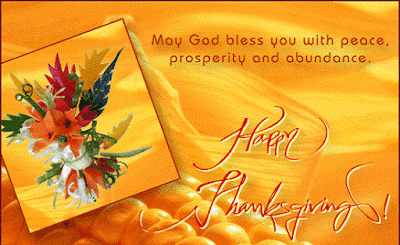 happy thanksgiving message