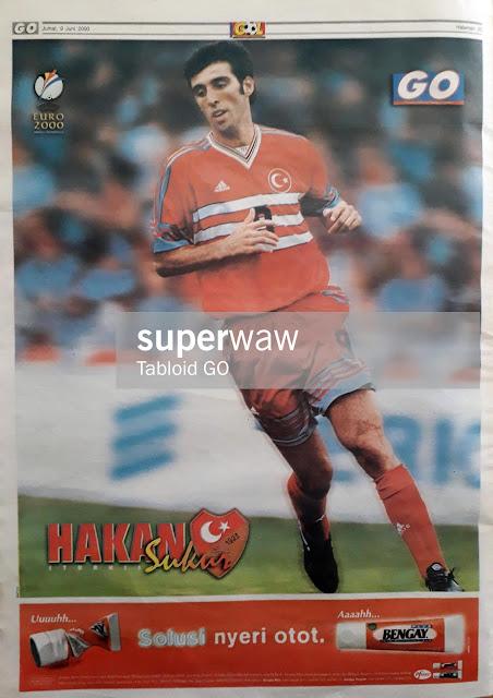 HAKAN SUKUR TURKEY 2000