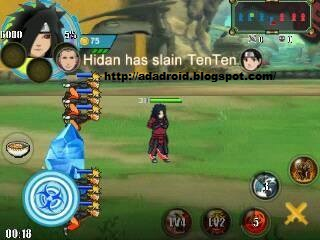 Download NarSen Ninja OverHaul Storm 4 Project Gabungan Ilham And Dio apk