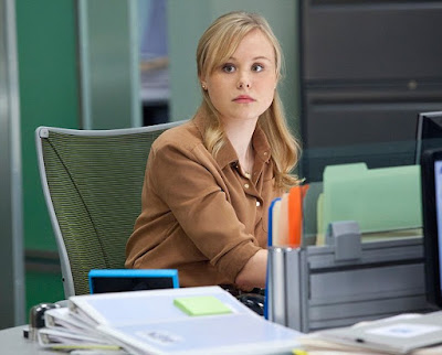 Maggie Jordan (Alison Pill), exemple inabouti de personnage féminin chez Aaron Sorkin dans The Newsroom (2012-2014)