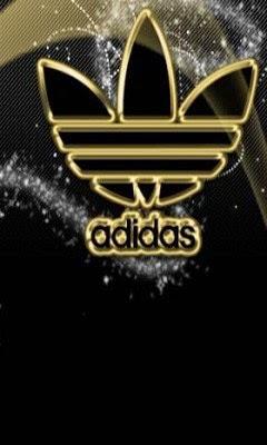 yellow adidas logo - photo #25