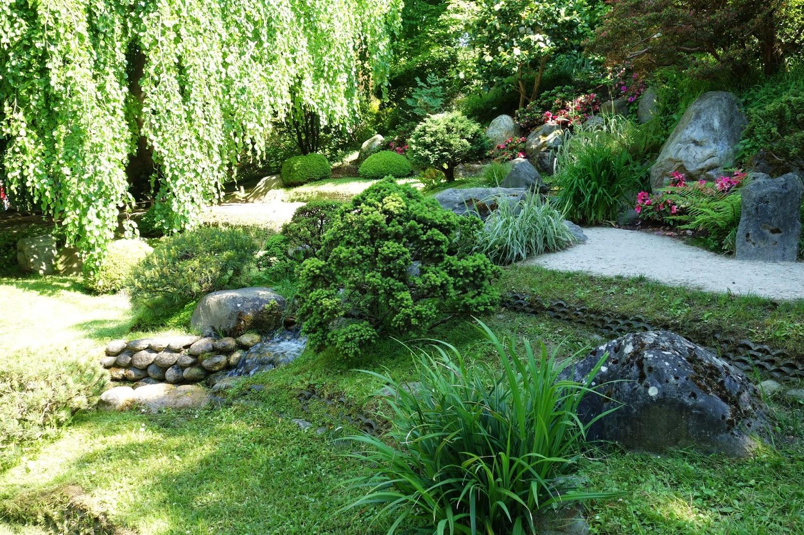 Paris village et jardin japonais au mus e albert kahn boulogne billancourt paris la douce for Paysage de jardin