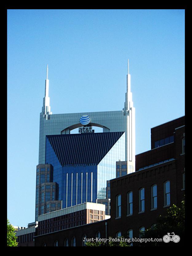Just Keep Pedaling Music City Bikeway Nashville Tennessee