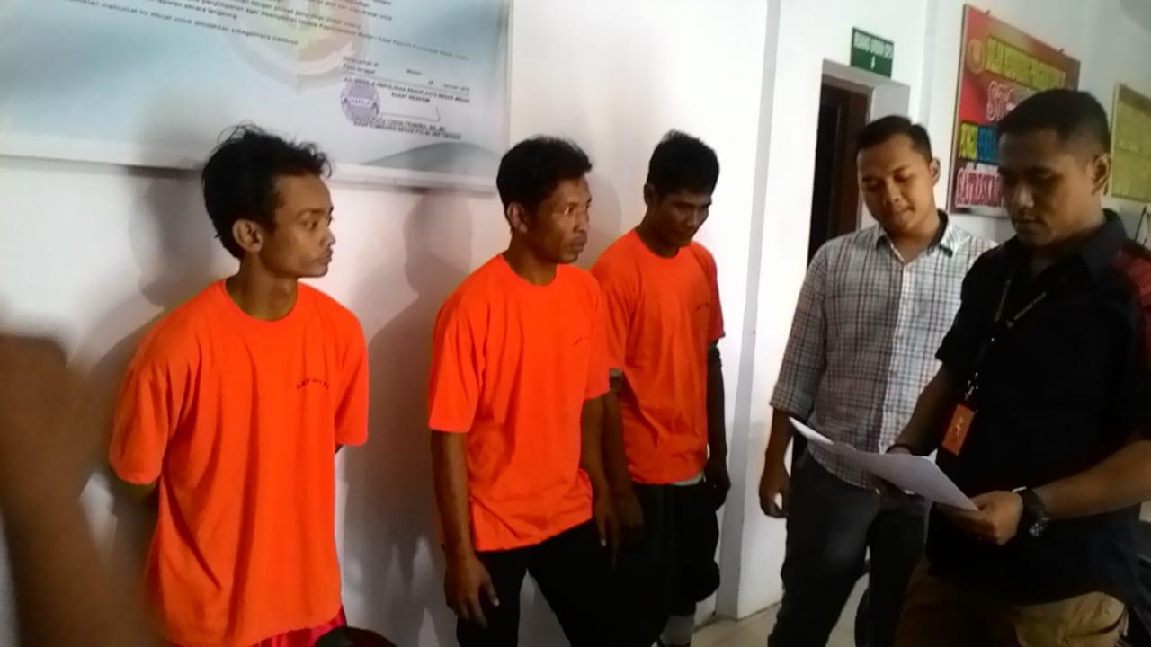 Bandit Jalanan Pencuri Mobil Ditembak Tim Pegasus Polrestabes Medan