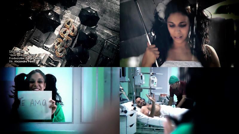 Shamela - ¨Qué será del amor¨ - Videoclip - Dirección: Alejandro Pérez. Portal del Vídeo Clip Cubano