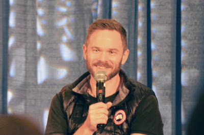 Shawn Ashmore at Shore Leave 40