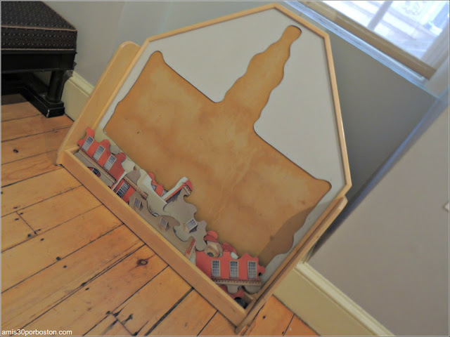 Puzzle del Old State House de Boston
