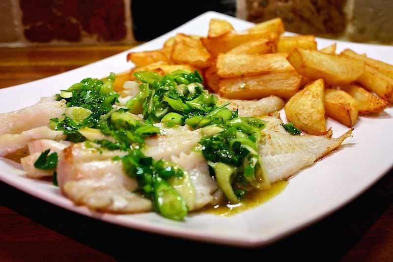 Fish & Chips & Chimichurri