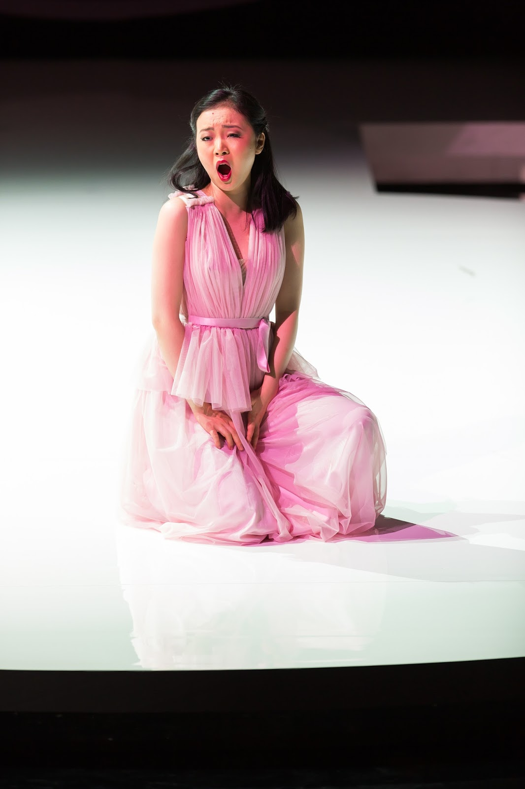 IN PERFORMANCE: soprano YING FANG as Morgana in Washington National Opera's production of Georg Friedrich Händel's ALCINA, November 2017 [Photo by Scott Suchman, © by Washington National Opera]