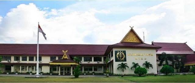 Kejati Riau Dapat 'Perlawanan' dari Belasan Tersangka Korupsi Proyek RTH Pekanbaru