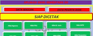 Aplikasi SKHU Jenjang SD