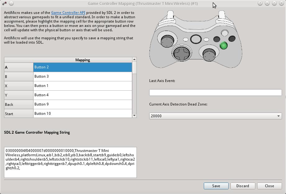Conheça o AntiMicro: aplicativo para mapear teclado e mouse