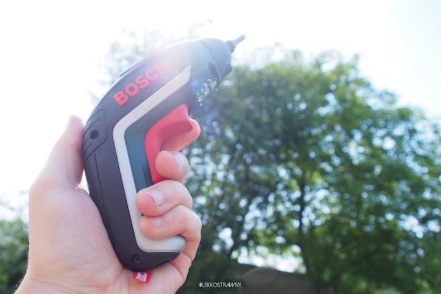 Bądź bohaterem domu – Wkrętak akumulatorowy Bosch IXO V – Recenzja