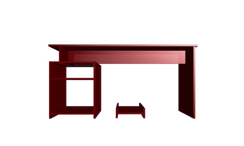 Escritorio Para Computadora De Madera.Diseno De Muebles Madera Construir Mesa Para Computadora